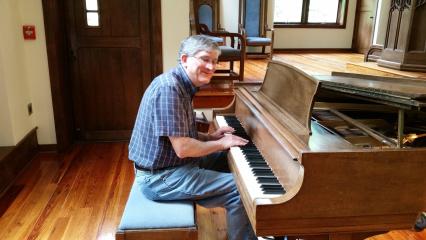 Richard Dickson - Cove Chapel - Encouraging, Inspiring