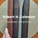 Robert H. Coleman, Publisher