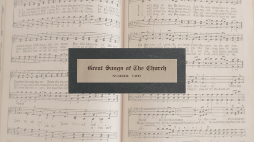Great Songs of the Church Number Two Feature Image