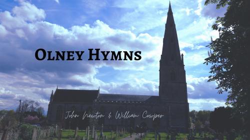 Olney Hymns Title