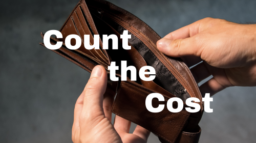 Count the Cost Featured Image