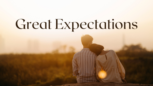 Great Expectations Featured Art